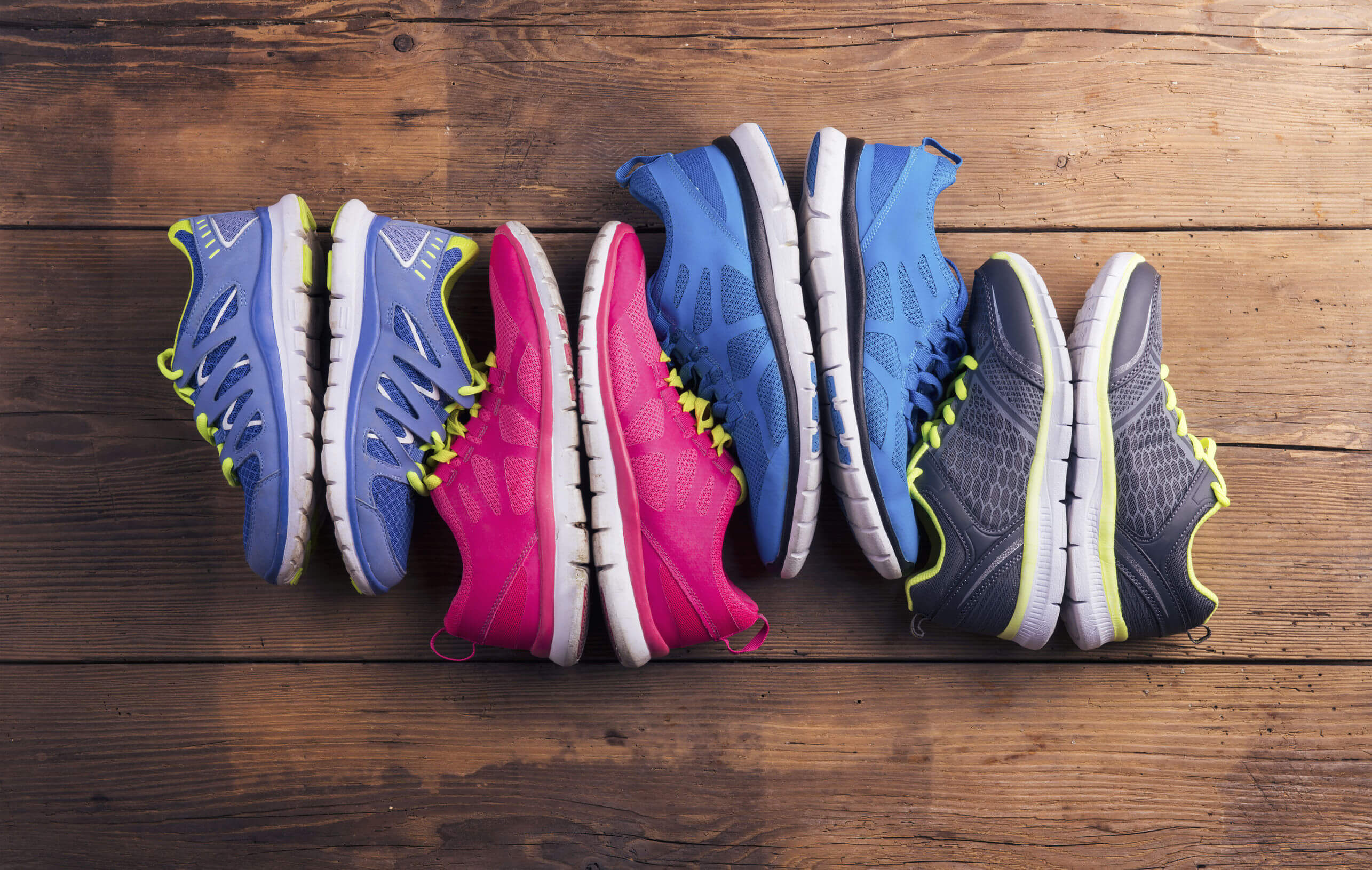 Distance Before Replacing Running Shoes
