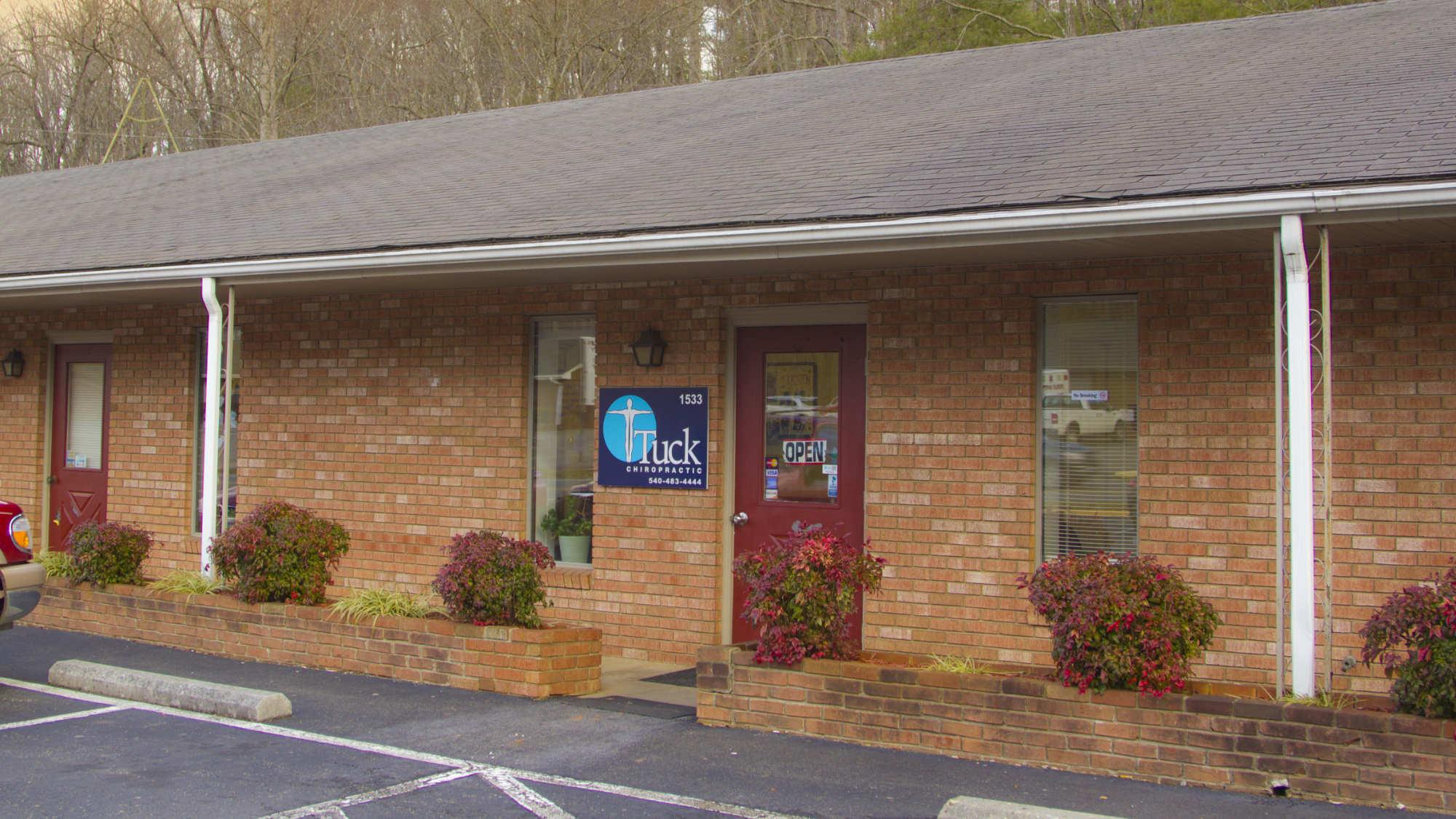 Rocky Mount Va Chiropractor Tuck Chiropractic Clinic
