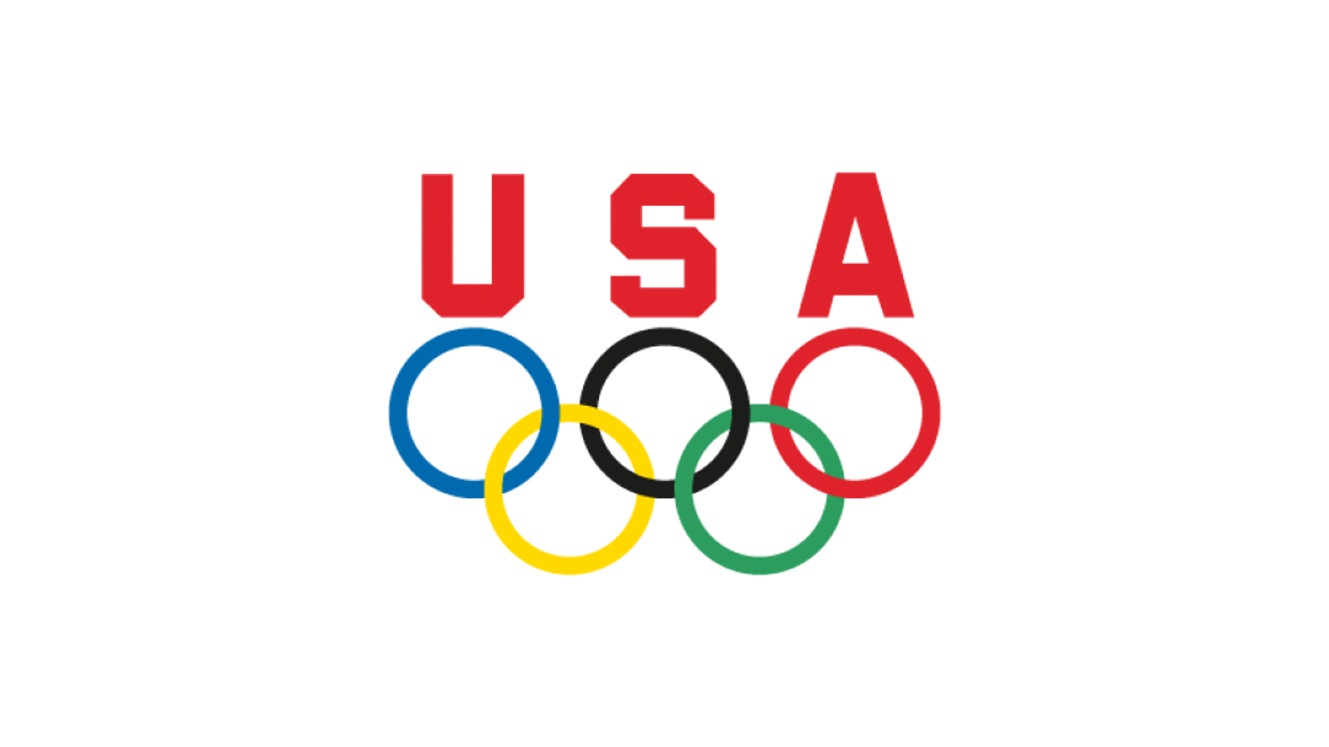 Team USA Olympic Logo