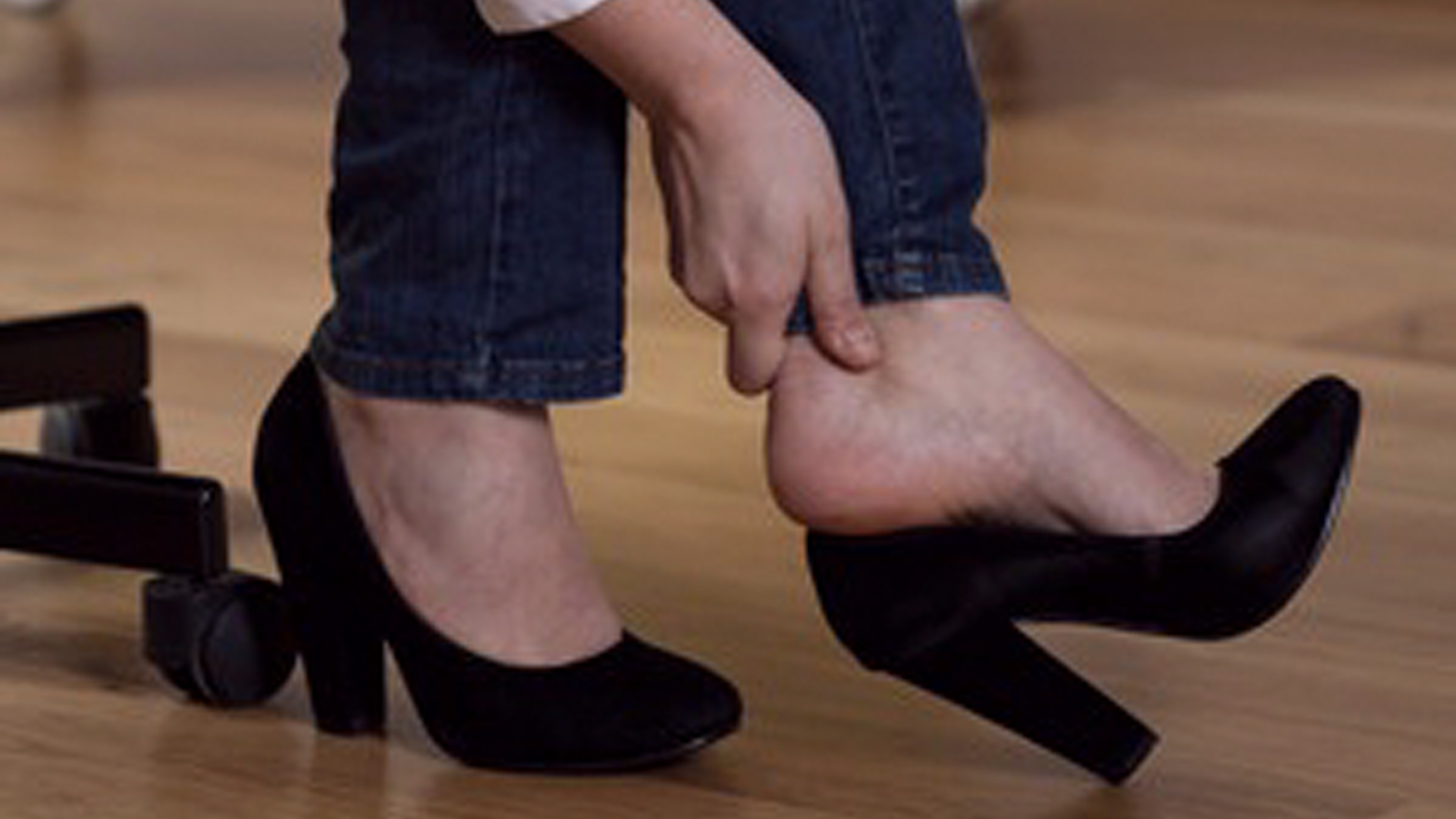 Could Better Shoes Help My Back Pain?