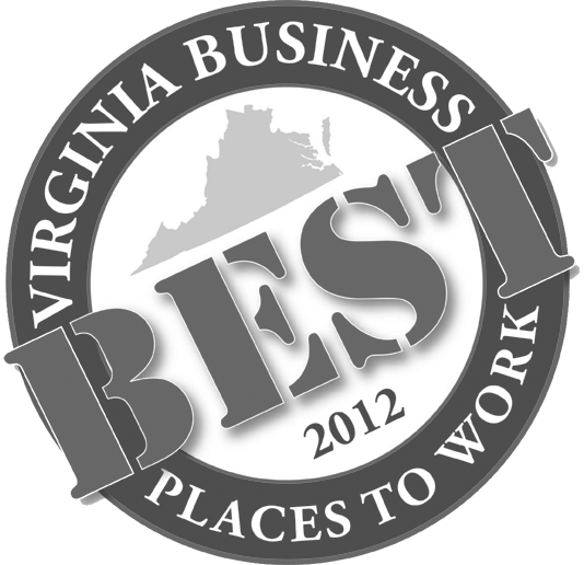 Virginia Business - Best Places To Work 2012