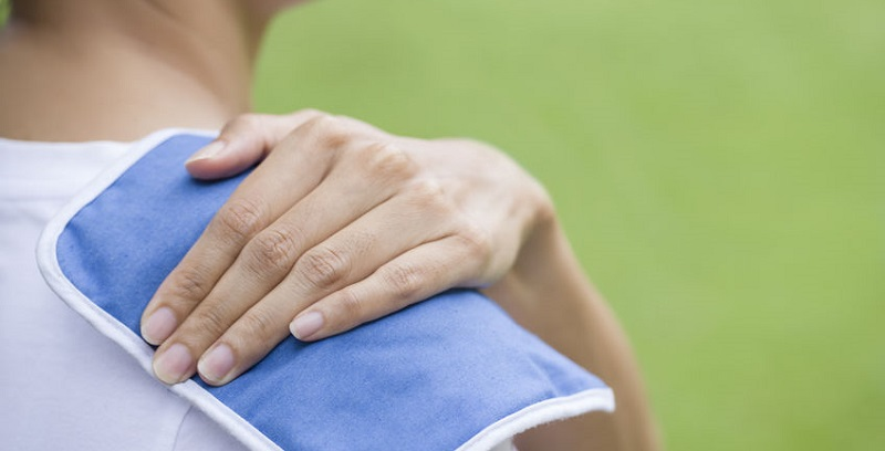 Ice Packs to Treat Injuries